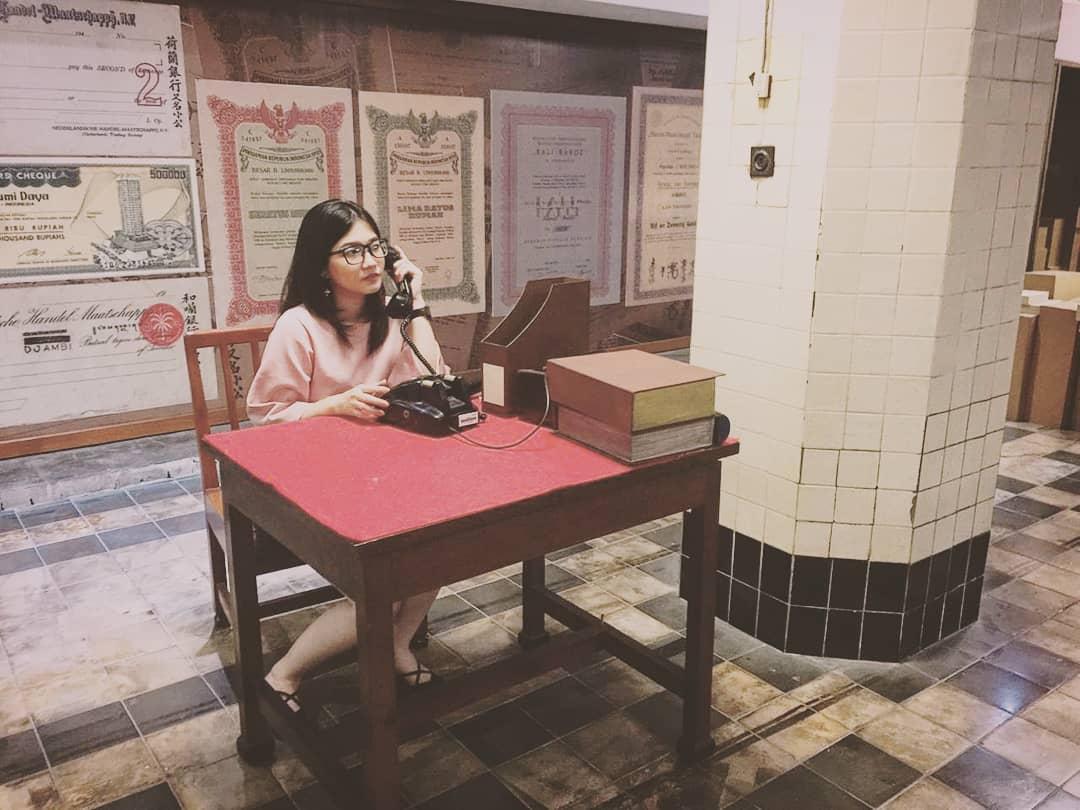 10 Foto Museum Bank Mandiri Jakarta Kota Tua Sejarah Angker Alamat Denah Jejakpiknik Dot Com