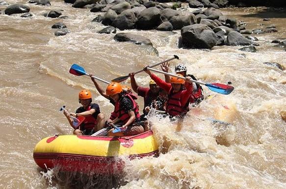 Biaya Arung Jeram Rafting Magelang 2020 Tempat Wisata Sungai Elo Progo Paket Tarif Harga Murah Jejakpiknik Com