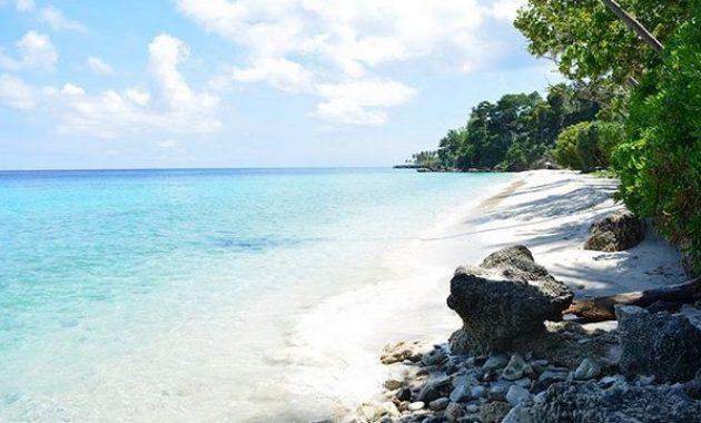 Pantai Kasih - Tempat Wisata Keren di Aceh Barat