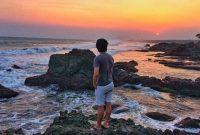 Pantai karang tawulan di tasikmalaya penginapan cikalong kalapa genep jawa barat west java indonesia alamat gambar hotel jalan menuju keindahan rute ke lokasi tiket masuk peta sejarah wikipedia
