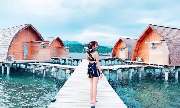 Pulau Pahawang Lampung, Maldives Lokal Indonesia