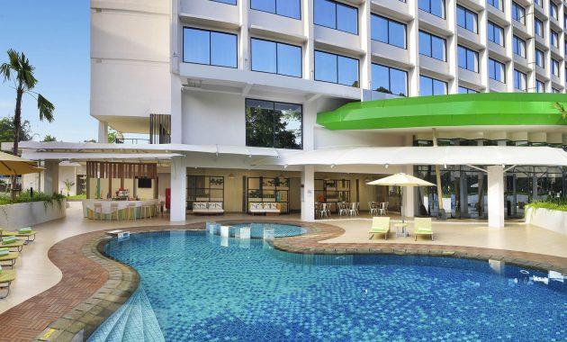 20 Hotel Murah Di Bogor Kota Rp 225 000 Dekat Stasiun Dengan Kolam Renang Dibawah 100 Ribu Fasilitas Bagus Jejakpiknik Com