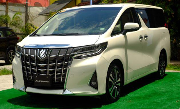 10 Rental Sewa Mobil Alphard Di Jakarta Lepas Kunci Harga Murah Harian Daerah Selatan Timur Barat Jejakpiknik Com