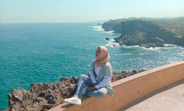 10 Foto Pantai Krakal Jogja November 2020 Tiket Masuk Lokasi Sejarah Beach Jejakpiknik Com