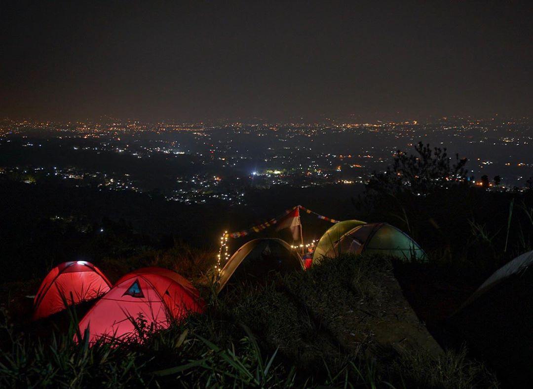 9 Foto Bukit Alesano Bogor 9 Campground Info Ketinggian Lokasi
