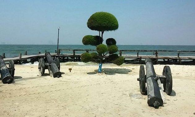 10 Spot Foto Di Pulau Bidadari 2021 Harga Resort Wisata Sejarah Kepulauan Seribu Jakarta Jejakpiknik Com