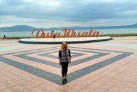 Pantai duta wisata lampung tiket masuk bandar penginapan hiburan teluk betung barat indonesia map lokasi letak gambar alamat biaya harga taman rekreasi probolinggo paiton peta