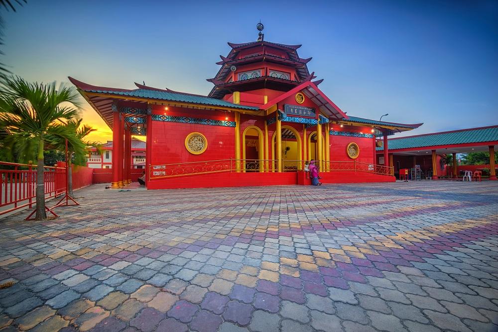 10 Gambar Masjid Muhammad Cheng Ho Surabaya, Sejarah Laksamana ...