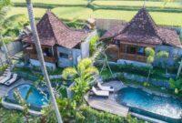 Villa murah di ubud bali untuk rombongan keluarga private pool dengan dibawah 1 juta kolam renang pribadi agoda daerah hotel atau daftar bagus dan sewa harga jual 3 kamar 2 rekomendasi yang