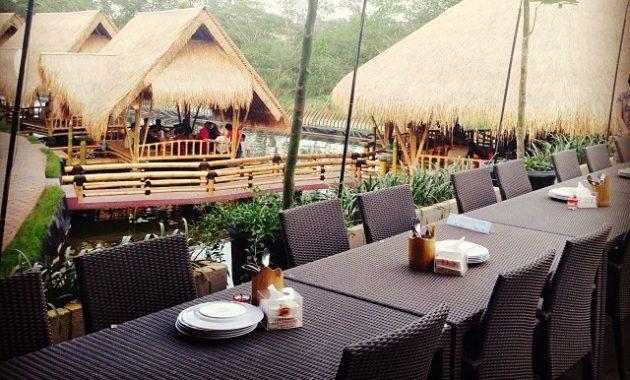 20 Tempat Makan Di Tangerang 2021 Restoran Murah View Bagus