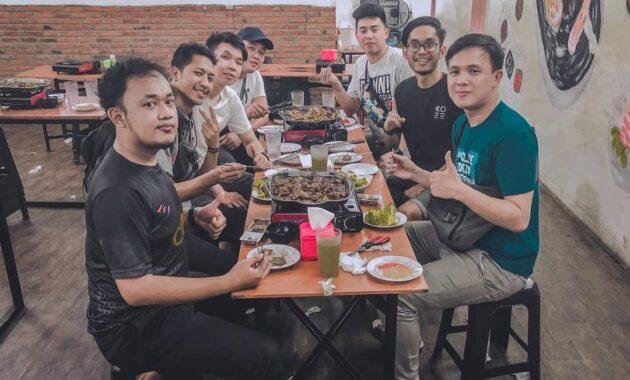 All you can eat jakarta barat restoran di tempat makan murah makanan sushi restaurant promo 2020 bbq seafood