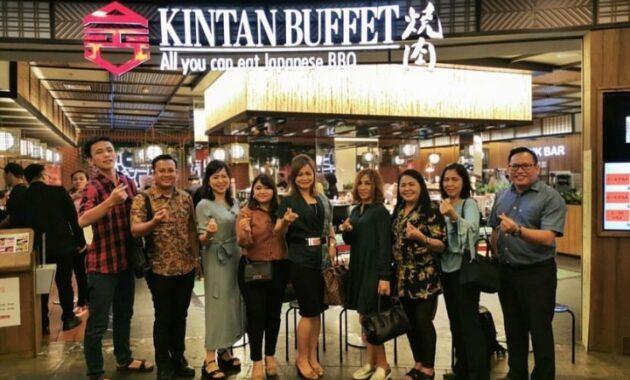 Kintan buffet grand indonesia harga lantai berapa promo menu zomato telp central jakarta city