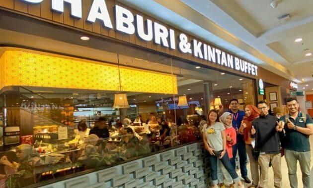 Kintan buffet depok harga shaburi margonda & margo city menu di review west java kota jawa barat