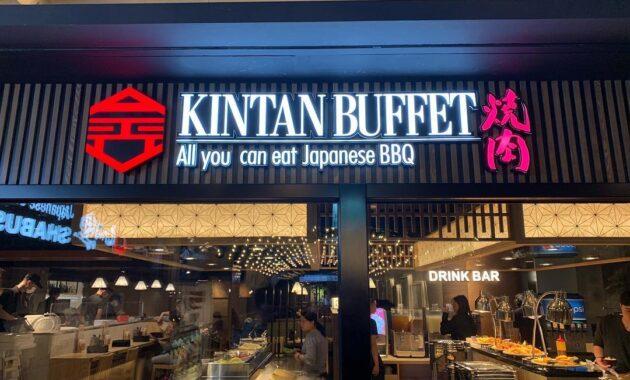 Kintan buffet di semarang paragon kapan buka harga menu promo shaburi