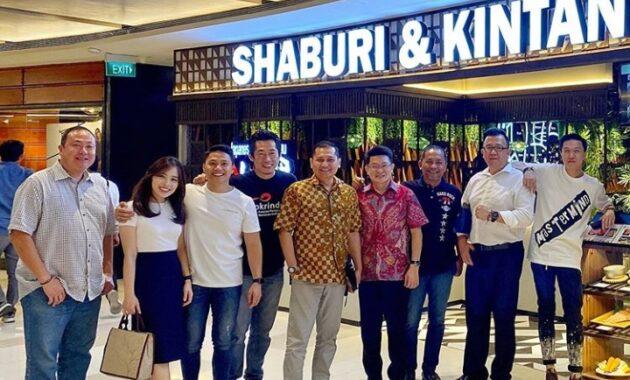 Kintan buffet surabaya harga 2020 galaxy mall tunjungan plaza menu promo shaburi price review dimana and pakuwon city east java makan di list