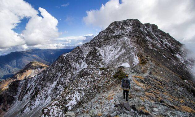 Gunung tertinggi di jepang adalah negara 4