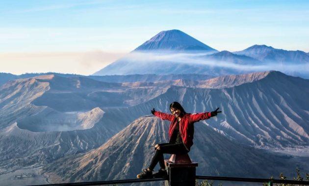 10 Daftar Gunung Berapi Aktif Yang Ada Di Jawa Timur Letak Wilayah Jejakpiknik Com