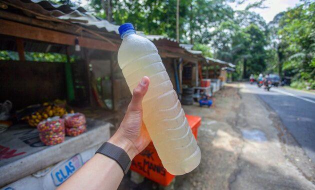 Minuman khas lombok timur ntb daerah resep tradisional tengah adalah keras alkohol brem atau barat beralkohol contoh kuliner macam tuak pulau serbat segar