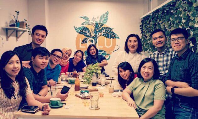 Tempat instagramable di jakarta barat makan yang terdekat spot foto