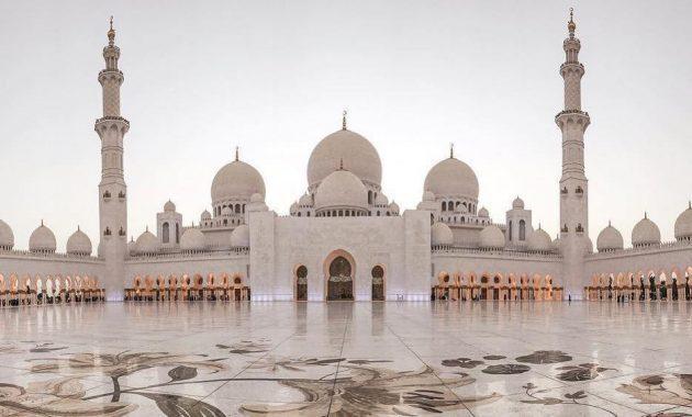 10 Foto Masjid Terindah Di Dunia September 2020 Terbesar Termegah Interior Tercantik Jejakpiknik Com