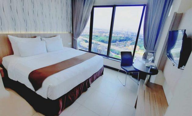 10 Hotel Dekat Bandara Halim Rp 169 000 Penginapan Murah Sekitar Perdanakusuma Airport Jakarta Jejakpiknik Com