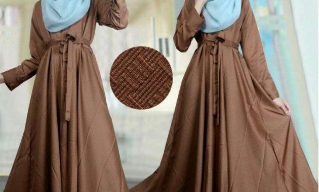 Warna Jilbab Yang Cocok Untuk Baju Warna Coklat - Pintar