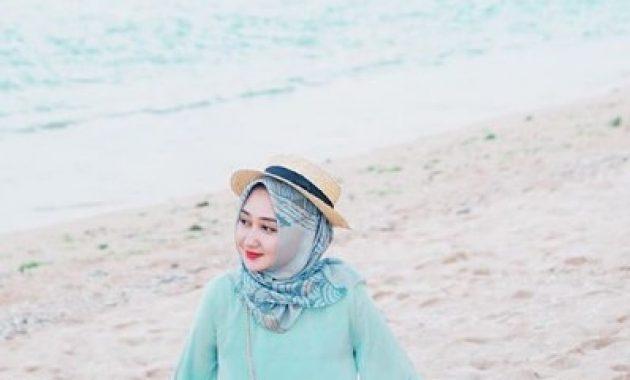 10 Gambar Baju Hijau Tosca Cocok Dengan Jilbab Warna Apa ...
